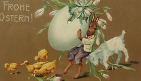 Nußbaum wünscht frohe Ostern!